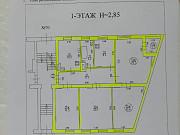 4-комнатная квартира, 105.9 м², 1/3 эт. Калининград